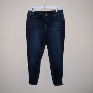 Maurice's | Zipper Ankle Jean